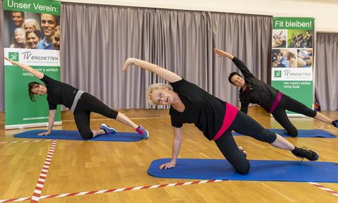 Übungen für Rücken, Schultern und Oberkörper - das nächste Online Video ist online