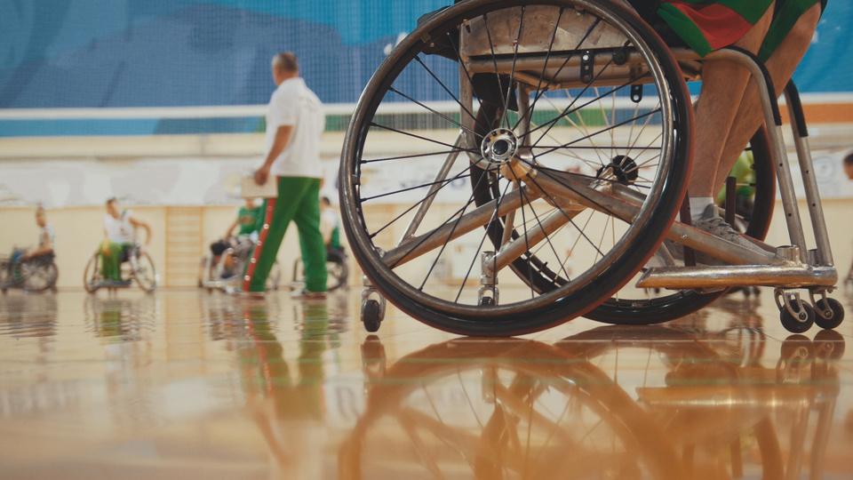 Rollstuhlsport