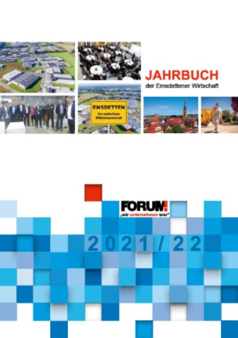 Jahrbuch der Emsdettener Wirtschaft 2021/2022