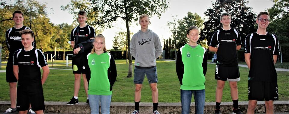 9 TVE Handballer*innen für das Stützpunkttraining nominiert