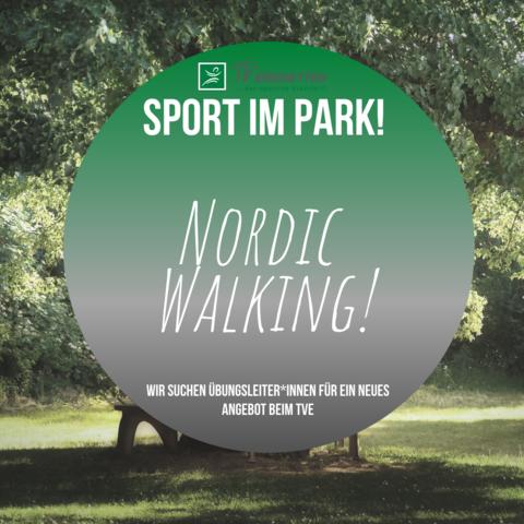 Wir suchen Nordic Walking Übungsleiter*innen