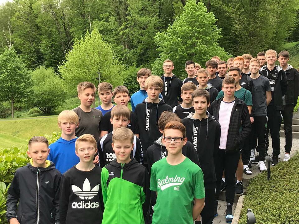 Handball TrainingsCamp 2019