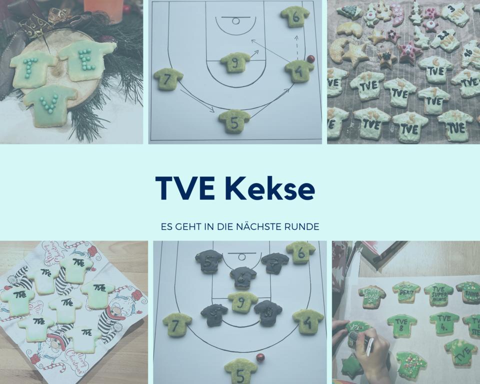 TVE Kekse - es geht in die nächste Runde